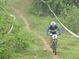 Bình Dương nhất toàn đoàn môn đua xe đạp địa hình tại Đại hội Thể thao toàn quốc