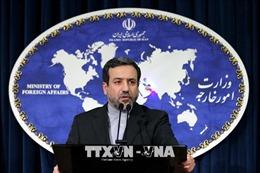 Iran tuyên bố không còn tin tưởng đối thoại với Mỹ