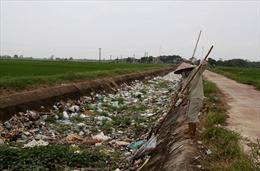 Tràn ngập rác thải, ô nhiễm môi trường tại Vĩnh Phúc ngày càng nghiêm trọng
