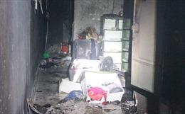 Căn nhà cháy ngùn ngụt trong đêm, người đàn ông 34 tuổi bị bỏng nặng