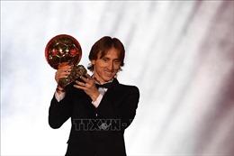 Quả bóng Vàng 2018: Luka Modric - Sự 'trả thù' ngọt ngào