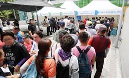 Già hóa dân số đẩy nhiều thanh niên Hàn Quốc vào cảnh thất nghiệp