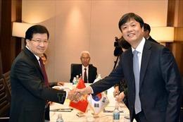 Chuyến thăm Hàn Quốc của Phó Thủ tướng Trịnh Đình Dũng đạt nhiều kết quả thực chất