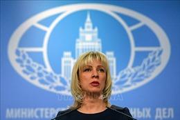 Nga yêu cầu truyền thông Mỹ xin lỗi