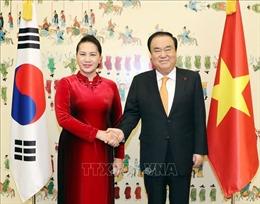 Chủ tịch Quốc hội kết thúc tốt đẹp chuyến thăm chính thức Hàn Quốc