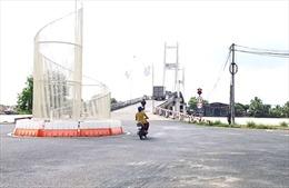Thống nhất thu phí cầu Rạch Ráng qua sông Ông Đốc trong 20 năm