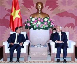 Việt - Lào tiếp tục đẩy mạnh hợp tác tư pháp