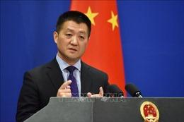 Trung Quốc cam kết đóng vai trò xây dựng trong vấn đề Bán đảo Triều Tiên