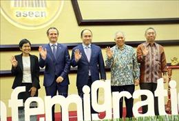 ASEAN tích cực quan tâm quyền lợi của lao động di cư