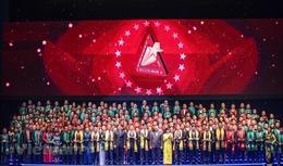 Ngày 23/12 trao Giải thưởng Sao Vàng đất Việt