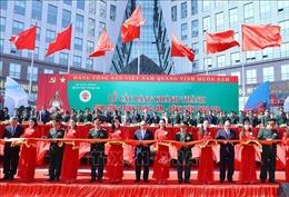 Bệnh viện 108 khánh thành tòa nhà khám chữa bệnh hiện đại nhất Việt Nam