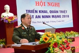 Thừa Thiên - Huế triển khai Luật An ninh mạng