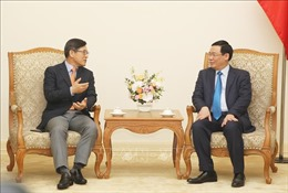 Chính phủ luôn tạo thuận lợi cho Samsung xây dựng Việt Nam thành cứ điểm toàn cầu