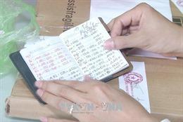 Truy tìm 'trùm sò' đường dây ghi lô đề, cá độ bóng đá quy mô lớn tại Hưng Yên
