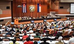 Quốc hội Cuba thông qua dự thảo Hiến pháp