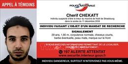 Nổ súng tại khu chợ Giáng sinh ở Pháp: Nghi can từng thề trung thành với IS
