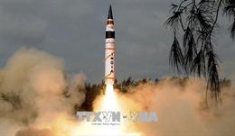 Ấn Độ tiếp tục thành công với dòng tên lửa đạn đạo Agni tự chế