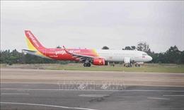 Nhận cảnh báo kỹ thuật, máy bay Vietjet đáp nhầm đường băng chưa khai thác ở Cam Ranh