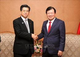 Việt Nam - Nhật Bản tăng cường hợp tác phát triển hạ tầng, phòng chống thiên tai