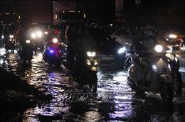 Nam Bộ mưa rào về chiều tối, nguy cơ cao ngập lụt vùng trũng