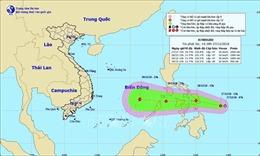 Áp thấp nhiệt đới gần biển Đông, ảnh hưởng từ Quảng Ninh đến Kiên Giang