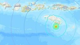 Động đất cường độ 6,1 làm rung chuyển miền Đông Indonesia