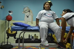 Hàng tỷ người trên thế giới đang đối mặt với tình trạng béo phì hoặc thiếu ăn