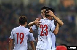 Chuẩn bị Asian Cup 2019: Giao hữu Việt Nam 4-2 Philippines - Bước chạy đà hoàn hảo