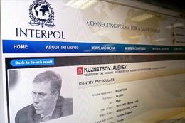 Dẫn độ cựu quan chức tài chính Nga bị cáo buộc lừa đảo, rửa tiền
