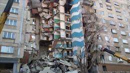 Vụ sập chung cư ở Nga: Kết thúc công tác tìm kiếm cứu hộ, tìm thấy thi thể thứ 39