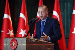 Thổ Nhĩ Kỳ, Iraq thúc đẩy hợp tác chống khủng bố sau căng thẳng song phương