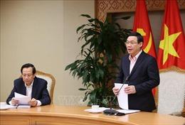 Phó Thủ tướng Vương Đình Huệ: Năm 2019, giải quyết dứt điểm nợ đọng xây dựng cơ bản