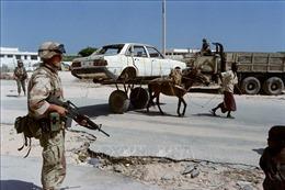 Mỹ có kế hoạch cắt giảm quân tại Somalia