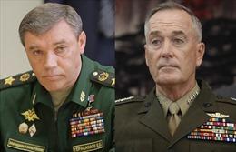 Lãnh đạo quân đội Nga, Mỹ điện đàm về tình hình Syria