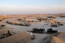 Mỹ đưa nhiều vũ khí hiện đại tới căn cứ không quân Ein al-Assad tại Iraq