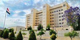 Syria 'tố' Mỹ coi thường luật pháp quốc tế và Hiến chương Liên hợp quốc
