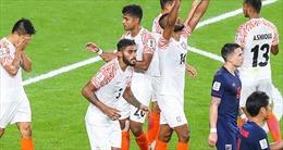 Asian Cup 2019: Thái Lan thua 'ê chề' 1-4 trong trận mở màn gặp Ấn Độ