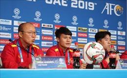 Asian Cup 2019: Quang Hải tôn trọng đối thủ Yemen