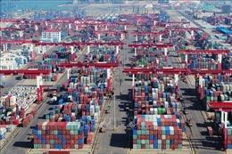 Kim ngạch thương mại của Trung Quốc tăng xấp xỉ hai con số