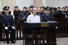Thủ tướng Justin Trudeau: Trung Quốc 'tùy tiện' kết án tử hình một công dân Canada