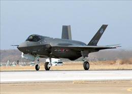 Singapore chọn máy bay F-35 của Mỹ để thay phi đội tiêm kích cũ