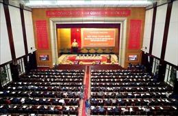 Hội nghị toàn quốc tổng kết xây dựng Đảng năm 2018, triển khai nhiệm vụ năm 2019