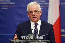 Nga và EU không tham gia hội nghị toàn cầu về Trung Đông