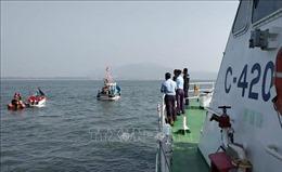 8 người thiệt mạng, 1 người mất tích do lật phà trên biển