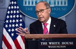 Mỹ bác thông tin hủy đàm phán thương mại cấp cao với Trung Quốc