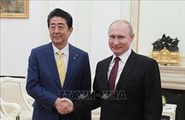 Tổng thống V. Putin muốn nâng kim ngạch thương mại với Nhật lên 30 tỷ USD