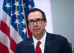 Mỹ hy vọng vào các cuộc đàm phán thương mại sắp tới với Trung Quốc