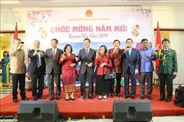 Cộng đồng người Việt tại Indonesia và Malaysia sum họp đón Xuân Kỷ Hợi