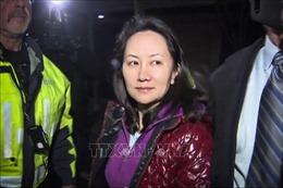 Trung Quốc đề nghị Mỹ rút lại yêu cầu dẫn độ bà Mạnh Vãn Chu