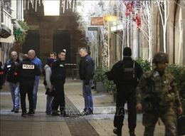 Bắt giữ 5 nghi phạm liên quan vụ xả súng tại khu chợ Giáng sinh ở Strasbourg